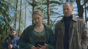 Mer dramatikk over grensen i sesong to av «Lykkevika».