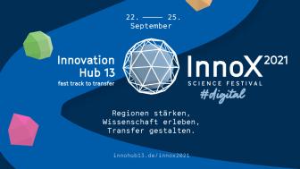 Am 22. September 2021 startete mit der Opening-Veranstaltung das digitale InnoX Science Festival der TH Wildau und der BTU Cottbus-Senftenberg. (Bild: Innohub 13)