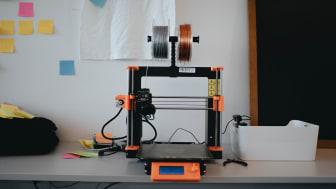 3D-skrivare på Innovatum Science Park