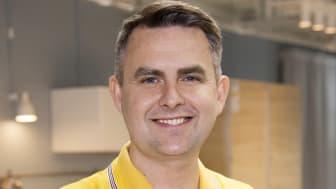 Anders Olsen, varehuschef i IKEA Taastrup
