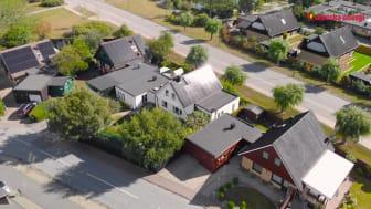 Att montera solceller på ditt hus