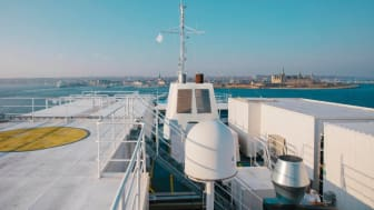 Målet med oTpgradering af Tycho Brahes batterikapacitet med 50% er at reducere ForSeas CO2-udledning og øge fartøjets levetid.