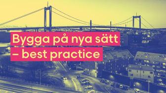 Nordic ConTech Talks: Hur kan innovativa lösningar omvandlas till praktik?