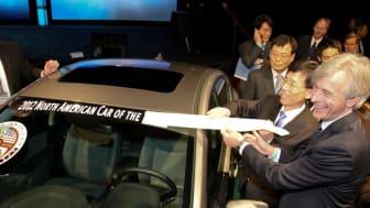 Hyundai Elantra kåret til årets bil