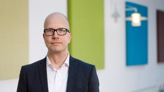 Mikael Nordberg är regionchef för uppdragsutbildning på Folkuniversitetet.