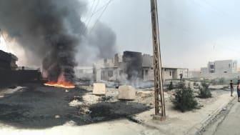 Nærgående portræt af borgerkrigen i Syrien