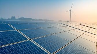 COWI tecknar nytt ramavtal med Vattenfall inom solkraft och vindkraft
