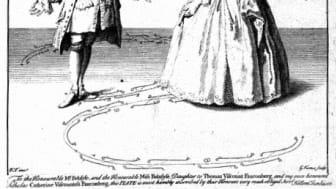1700-TALSDANS I BAROCKSLOTTET