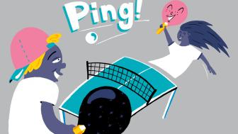 VKD 18 illustrasjon pingpong