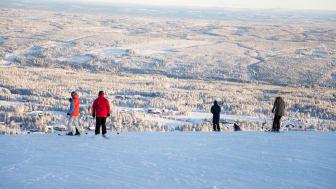 Goda snöförhållanden på SkiStars skidorter. Foto: SkiStar