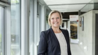 Forretningsdirektør Nina Dencker Nielsen, ROCKWOOL Nordics