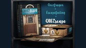 QUIZscape - das originelle Escape-Erlebnis