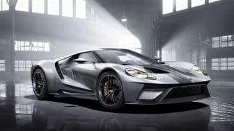 Nya Ford GT har redan fått kultstatus.
