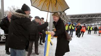 Ulla Hamilton (M): Ny återvinningscentral i Sätra