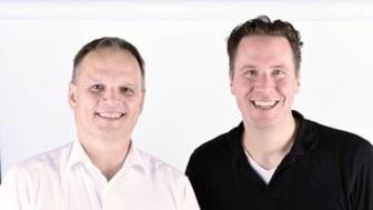 Dr. Frank Schifferdecker-Hoch und Prof. Klemens Skibicki