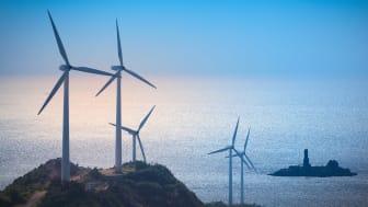 Skrotning av vindkraftverk