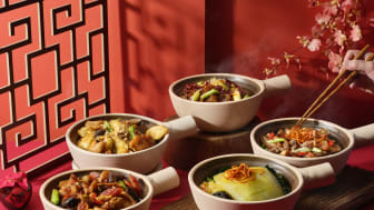 Savour the traditional flavours and rediscover the secrets of a delicious claypot rice, at the newly Refurbished Si Chuan Dou Hua Restaurant.