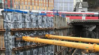 ENDRING: Tverrfaglig samarbeid i byggebransjen gir nye muligheter for risikohåndtering.