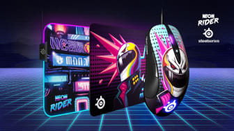 SteelSeries collaborates with Red Moon Workshop on new suite of peripherals based on the legendary Counter-Strike: Global Offensive Neon Rider skin