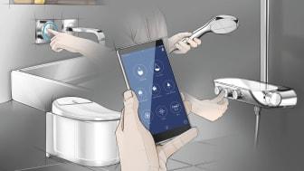 Danskerne forventer intelligente badeværelser i fremtiden
