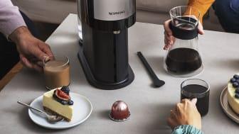 Nespresso lanserar Vertuo Next - Nu kan du brygga en hel kanna kaffe med Nespresso