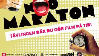 Snart går startskottet för filmtävlingen Noomaraton