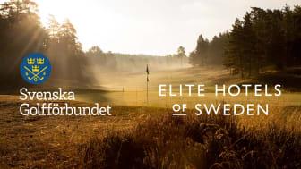 Elite Hotels och Svenska Golfförbundet inleder samarbete