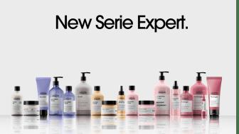 uudistunut L'Oréal Professionnel hiustenhoitosarja SERIE EXPERT