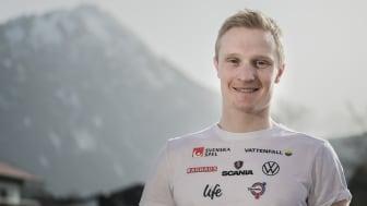 Jens Burman årets Sixten Jernbergpristagare