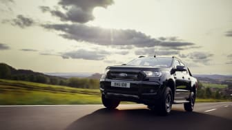 Her er Europas mest solgte pickup i en ny spesialutgave