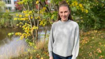 Gabriella Wång är projektledare för Psyklyftet som arrangeras för att uppmärksamma psykisk hälsa.
