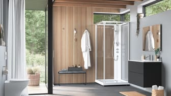 Luonnon rauhoittavan vaikutuksen halutaan nyt ulottuvan kylpyhuoneeseen.