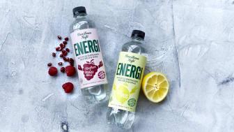 Både energi og smag i Peter Larsen Kaffes nye energidrik, ENERGI, kommer fra naturlige kilder.