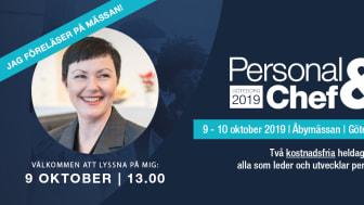 Föreläsning med Anna Rydbacken: Fördomsfria rekryteringstrender – human and beyond med Tengai
