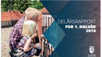 Forside Delårsrapport 2018