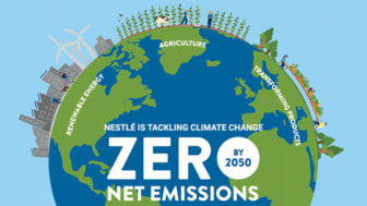 Nestlén sitoutuminen vastuullisuuden periaatteisiin sai jälleen tunnustusta YK:lta