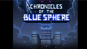 Qamcom presents: Chronicles of the Blue Sphere