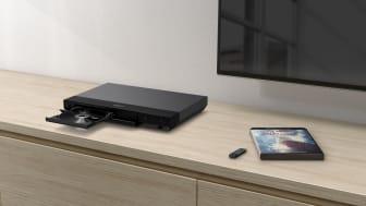 Sony стремиться обеспечить потребителей удобными и качественными устройствами для домашнего просмотра видео в формате 4K Ultra HD.