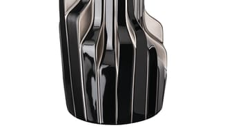 "Rosenthal - Zaha Hadid Collection: Strip ""Black Platinum"""