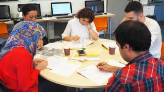 Udvalg fik undervisning i dansk