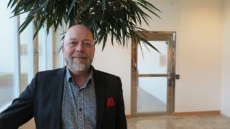 Samuel Grahn, förbundsordförande Samordningsförbundet Halland. Foto: Finsam