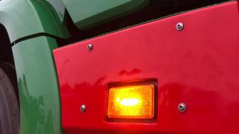 Kims nye V8 lastbil