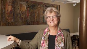 Riksbibliotekarie Gunilla Herdenberg kommenterar det aviserade bibliotekslyftet
