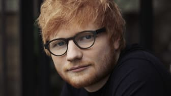 Ed Sheeran (c) Atlantic Records UK