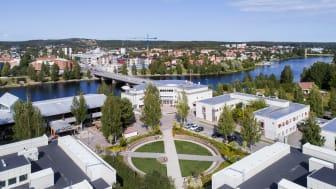 Forskningsinstitutet RISE utökar sin verksamhet på Campus Skellefteå och etablerar nu test- och demonstrationsmiljön Vigeo.
