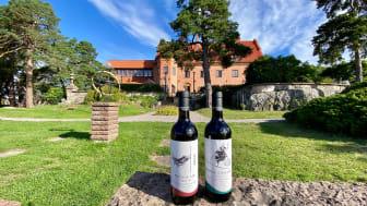 Högberga Superiore 2016 och Högberga San, svensk ek 2016 - två helt nya viner från Högberga Vinfabrik - gör entré på Systembolagets hyllor den 2 september.