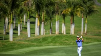 Golftävling Gran Canaria Lopesan Open