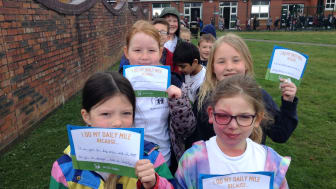 More than 1,750 schools signed up to England does The Daily Mile