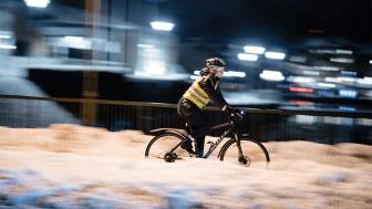Borås Stad deltar åter igen i projekt Vintercyklist