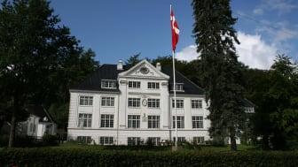 Sognenedlukningen betyder blandt andet, at Rude Skov Skole, afdeling Høsterkøb lukker.
